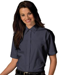 Edwards Womens Short Sleeve Cafe Shirt