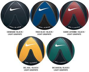 NIKE Strength Training Balls