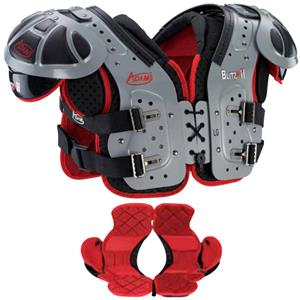 Adams BLITZMAX II Football Shoulder Pads