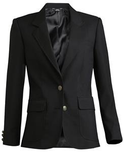 Edwards Womens Single-Breasted Value Blazer