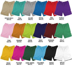 Multi Sports Dazzle Cloth Athletic Shorts