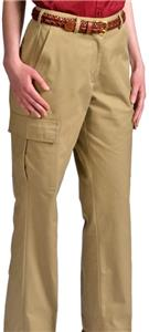 Edwards Misses&#39; &amp; Womens Flat Front Cargo Pants