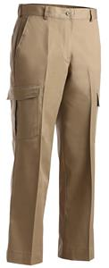 Edwards Misses' & Womens Cargo Flat Front Pants