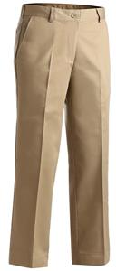 Edwards Misses' & Womens Flat Front Chino Pants
