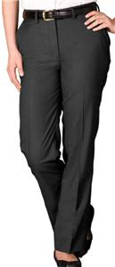 Edwards Misses' & Womens Flat Front Dress Pant