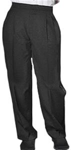 Edwards Misses&#39; &amp; Womens Pleated Front Tuxedo Pant