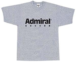 Closeout-Admiral soccer tshirts