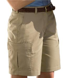 Edwards Misses&#39; &amp; Womens Cargo Flat Front Shorts
