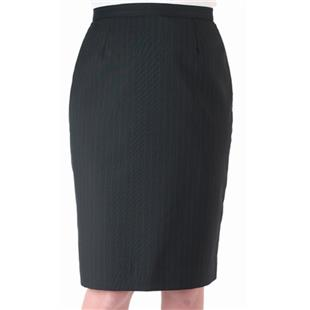 Edwards Misses' & Women's Pinstripe Straight Skirt