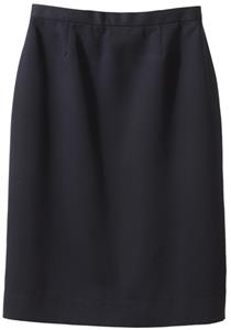 Edwards Misses&#39; &amp; Womens Microfiber Straight Skirt