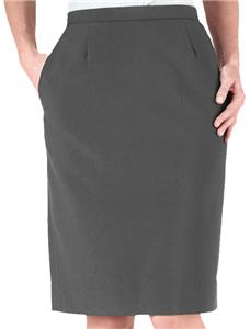 Edwards Misses&#39; &amp; Womens Polyester Straight Skirt