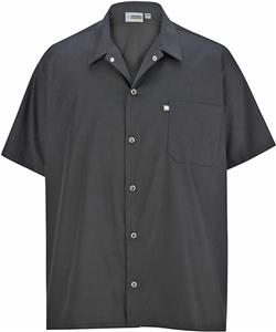 Edwards Unisex Six Snap Cook Shirt