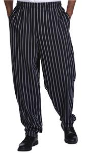 Edwards Unisex Traditional Baggy Chef Pants
