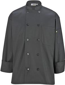 Edwards Unisex Ten Button Classic Chef Coat