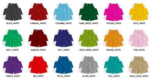 Multi Sports Cool Mesh (No Holes) Athletic Shorts
