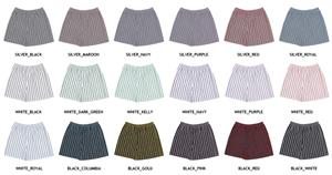 Multi Sports Knitted-In Pinstripes Athletic Shorts