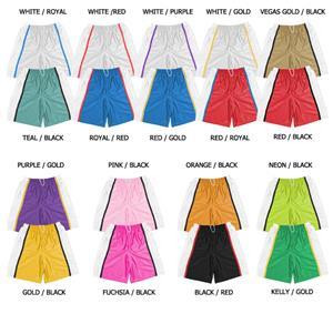 Dazzle Cloth Multi Sports Athletic Shorts