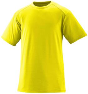 Augusta Sportswear EXA Short Sleeve Crew Shirt