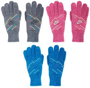 NIKE Series Knit Gloves (3 Colors)