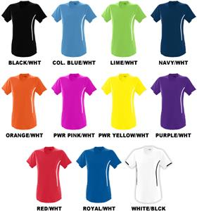 Augusta Ladies/Girls Mesh Heat Jerseys
