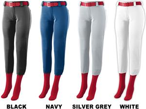 Augusta Ladies Low-Rise Homerun Softball Pants