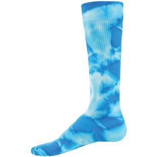 Red Lion Tie Dye Compression Socks