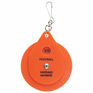 Smitty Football Official&#39;s Plastic Yard Markers