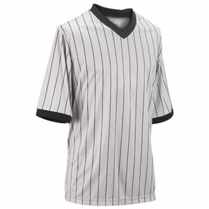 Smitty Pinstripe Mesh Basketball Referee Jerseys