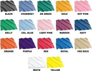 Augusta Sportswear Cotton/Poly Bandanas