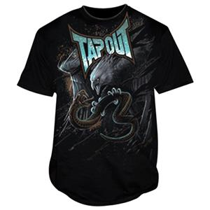 TapouT Ryan Bader Walkout T-Shirts
