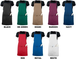 Augusta Waiter Apron With Pockets