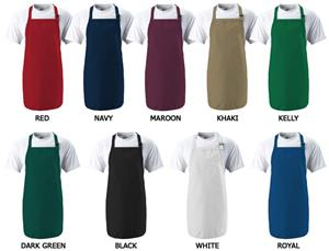 Augusta Full Length Apron 9 Colors