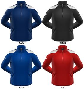 3n2 KZone RBI Fleece Zip Pullovers