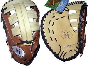 M Powered Pro Platinum Deluxe 1st Basemans Glove