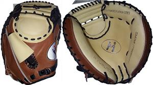 M Powered Pro Platinum Deluxe Catchers Glove