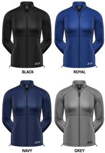 3n2 Womens Training Jackets Zip Front