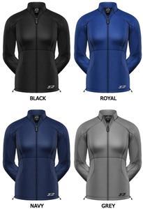 3n2 Women's Training Jackets Zip Front