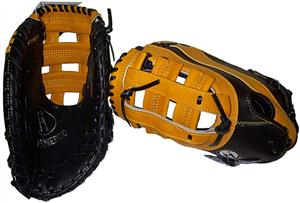 M Powered Pro Platinum Series 1st Basemans Glove