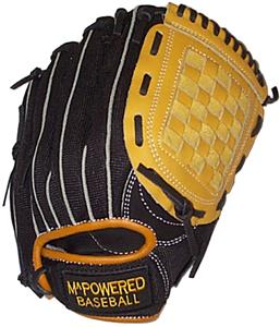 M Powered Youth Series Basket Web Glove