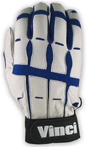 Vinci Bones Baseball/Softball Batting Gloves