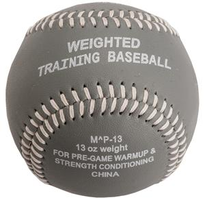M Powered 13 oz. Heavy Training Baseball (Dozen)