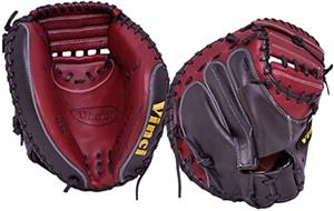 "Vinci 33.5"" Traditional Baseball Catchers Glove"