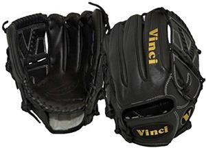 Vinci 11.75&quot; Infield 2-Piece Web Baseball Gloves