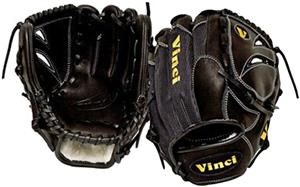 Vinci 11.5&quot; Infield Solid Web Baseball Glove