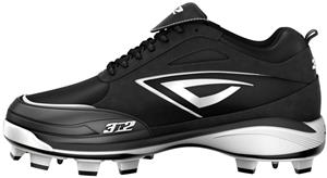 3n2 Women's Rally TPU PT Fastpitch Molded Cleats