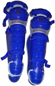 M Powered Pro Catcher Shin & Leg Guards