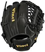 "Vinci Infield/Pitcher 11.5"" Baseball Gloves"