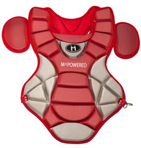 M Powered Pro Chest Protector w/Shoulder Caps