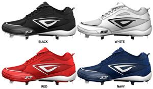 3n2 Women's Rally Metal PT Fastpitch Cleats
