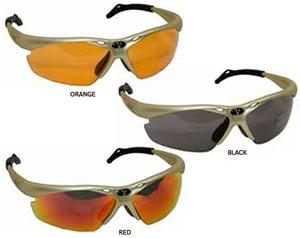 Vinci Grey/Silver Sunglasses w/3 Different Lenses